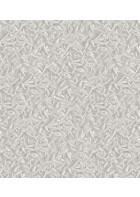 ! Einzelrolle ! Glööckler Imperial 54844 Vliestapete - Federnoptik (Silber)
