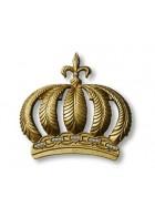 Glööckler Glööckler Imperial Tapetendekoration : Krone 52718 Gold