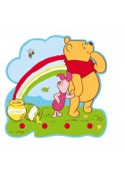 Kinder Gaderobe Winnie Puuh 23020 (Bunt)