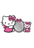 Kinder Wandsticker Hello Kitty 55260 (Bunt)