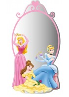 Kinder Wandsticker Prinzessin 55211 (Bunt)