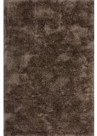 Hochflor Teppich Macas - Platin