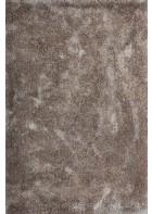 Hochflor Teppich Macas - Silber
