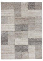 Teppich Nature Line 2 Center - Hanf Center Beige