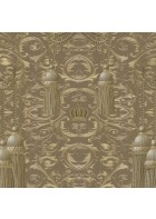 Marburg Vliestapete La Vida 52549 Barockdesign (Gold)