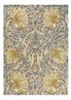 Morris & Co. Designerteppich Pimpernel - Bullrush