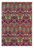 Teppich Granada - Rot