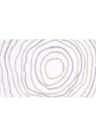 Sonderposten: Badteppich Natural - Einzelstück: White, 60x100cm