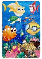 Fische Kinderteppich - Under the Sea