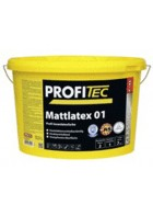 P143 Mattlatex 01 - Weiß