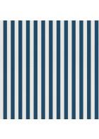 Rasch Textil Tapete 288741 Petite Fleur 4 - Streifenmuster (Weiß/Blau)