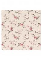 Rasch Textil Tapete 288864 Petite Fleur 4 - Rosenmuster (Creme)