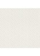 Rasch Textil Tapete 288918 Petite Fleur 4 - Blättermotiv (Weiß/Hellgrau)