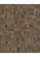 Rasch Textil Tapete Abaca 229379 - Marmor (Grau/Anthrazit)