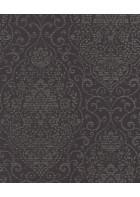 Rasch Textil Tapete Nubia 085166 - Ornamentmotiv (Schwarz)