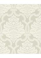 Rasch Textil Tapete Nubia 085197 - Ornamentmotiv (Creme)