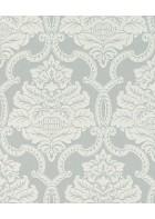 Rasch Textil Tapete Nubia 085302 - Ornamentmotiv (Blaugrau)