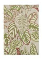 Sanderson Teppich Calathea 50807 - Olive