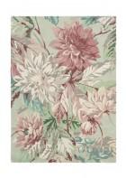 Sanderson Teppich Dahlia&Roseship 50607 - Mulberry