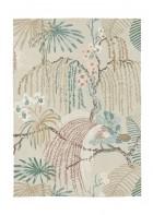 Sanderson Teppich Rain Forest 50701 - Orchid Grey