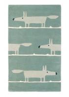 Teppich Mr Fox - Grau