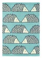 Teppich Spike - Blau