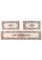 Aubusson Design Bettumrandung Ming 501 - Beige