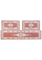 Aubusson Design Bettumrandung Ming 501 - Rose