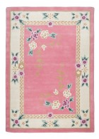 Aubusson Design Teppich Lifou 8068 - Rose