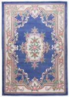 Aubusson Design Teppich Ming 501 - Blau