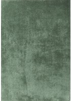 Hochflor Teppich - Soft Uni - Light Green