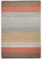 Teppich Smooth Comfort - Pastell Stripe