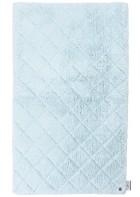 Tom Tailor Badematte Cotton Pattern - Hellblau