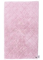 Tom Tailor Badematte Cotton Pattern - Rosa