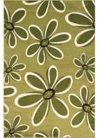 Blumenteppich Milano - (Grün)