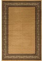 Bordürenteppich Marrakesh - feines Ornament - (Beige)