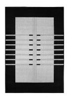 Flachgewebe Teppich Structure - Grau
