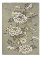 Wedgwood Designer Teppich Paeonia - Taupe