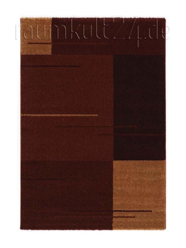 marke astra kurzflor teppich samoa formen mix bordeaux. Black Bedroom Furniture Sets. Home Design Ideas