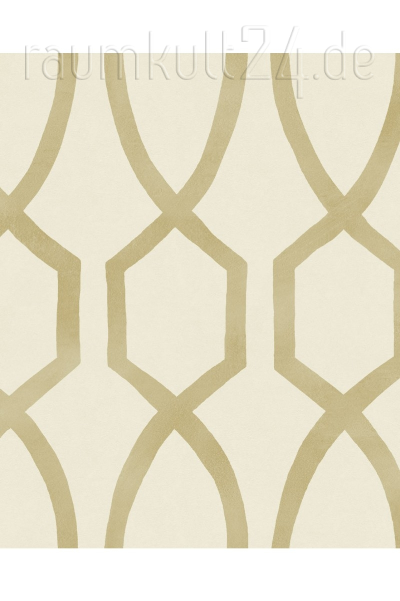 Eijffinger Mustertapete Stripes 377043 Creme Gold Von Eijffinger Raumkult24 De