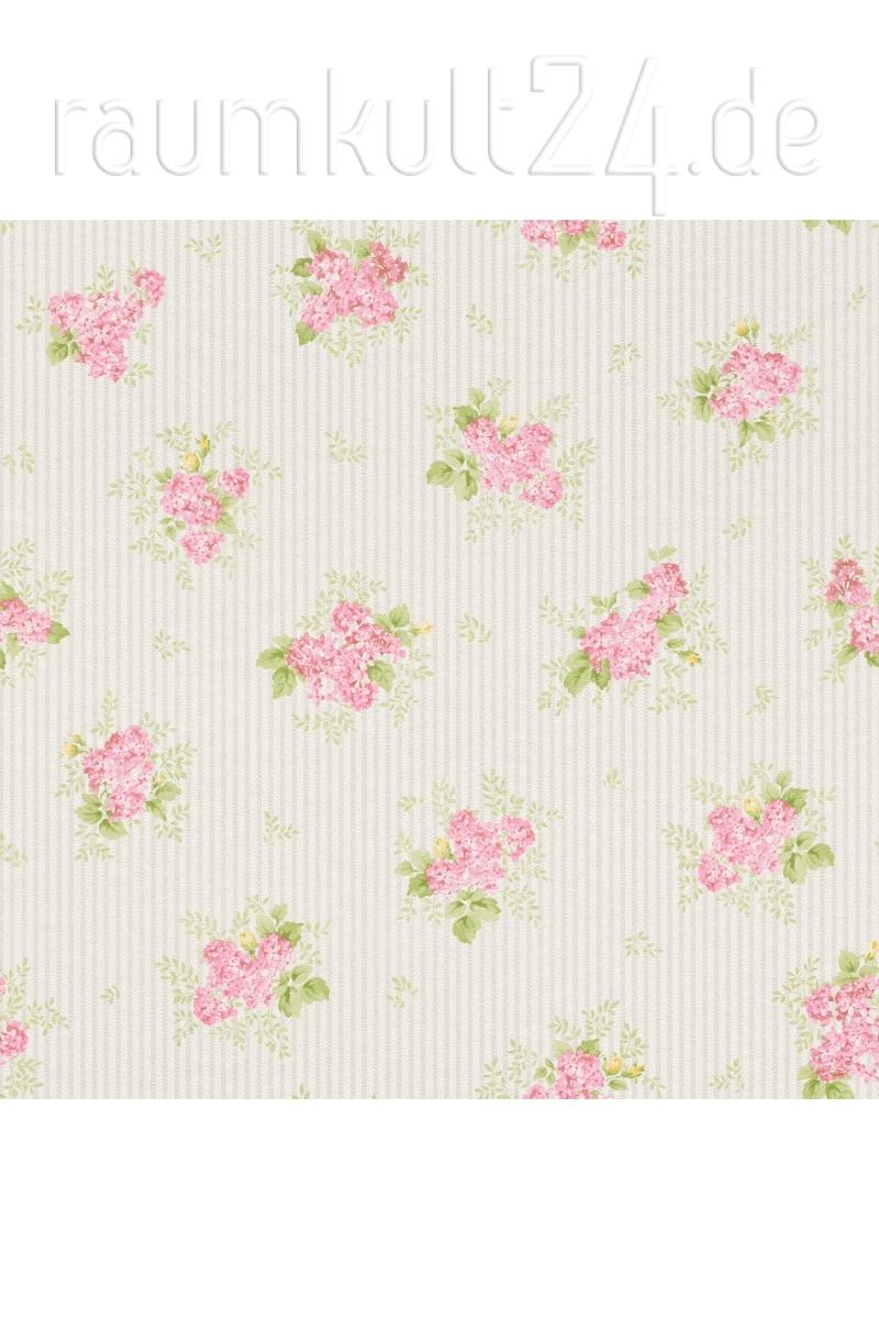 Rasch Textil Tapete 289182 Petite Fleur 4 Blutenmotiv Rosa Von