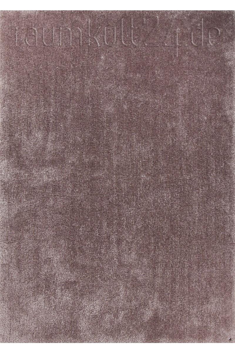 Marke Tom Tailor Hochflor Teppich Soft Uni Light Brown