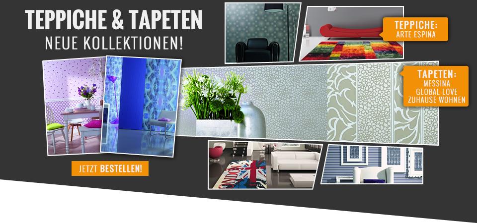 teppiche tapeten farben boden online shop. Black Bedroom Furniture Sets. Home Design Ideas