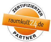 raumkult24.de - zertifizierter Partner