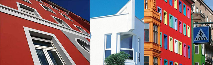 fassadenfarben schutz bei jeder witterung. Black Bedroom Furniture Sets. Home Design Ideas