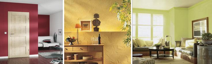 Innenfarben – unbegrenzte Möglichkeiten für Ihre Wohnung ...
