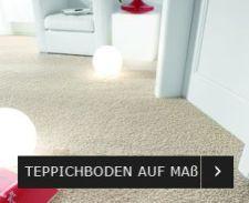 Teppichboden auf Maß